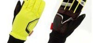 handschoen agu waterproof III fluor geel