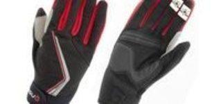 handschoen agu rossan windproof rood