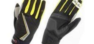handschoen agu rossan windproof geel